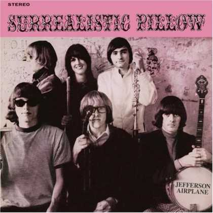 Bestselling Music (2006) - Gimme Fiction by Spoon - Surrealistic Pillow by Jefferson Airplane