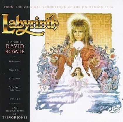 Bestselling Music (2006) - Labyrinth: From The Original Soundtrack Of The Jim Henson Film by David Bowie