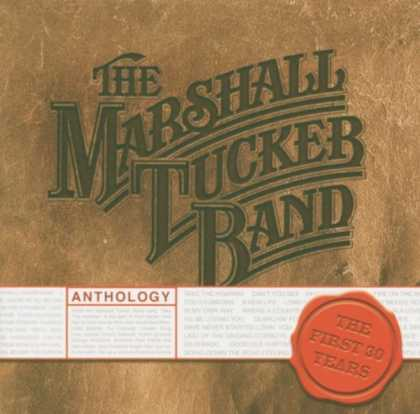 Bestselling Music (2006) - Anthology: The First 30 Years by The Marshall Tucker Band
