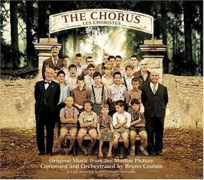 Bestselling Music (2006) - The Chorus (Les Choristes) by Bruno Coulais