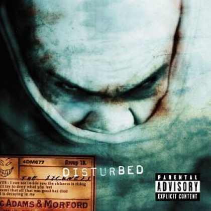 Bestselling Music (2006) - The Sickness by Disturbed