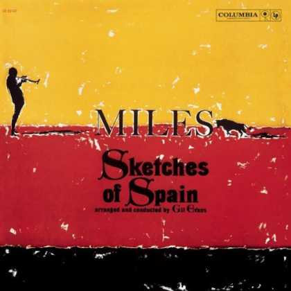 Bestselling Music (2006) - Sketches of Spain by Miles Davis