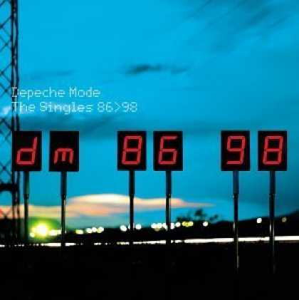 Bestselling Music (2006) - The Singles 86>98 by Depeche Mode