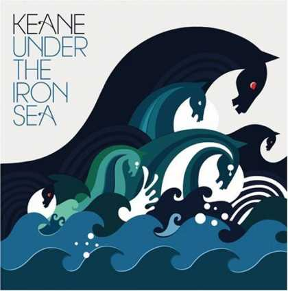 Bestselling Music (2006) - Build a Bridge by Audra McDonald - Under the Iron Sea by Keane