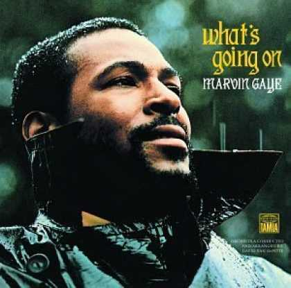 Bestselling Music (2006) - What's Going on by Marvin Gaye