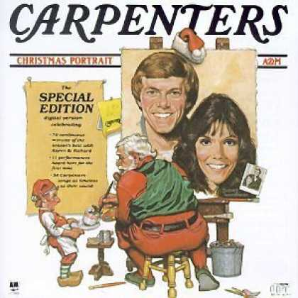 Bestselling Music (2006) - Christmas Portrait by The Carpenters