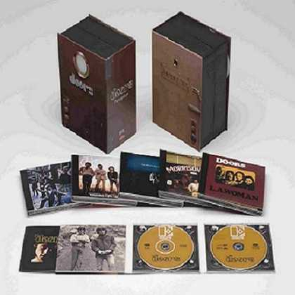 Bestselling Music (2006) - Perception (6CD/6DVD, Boxset) by The Doors