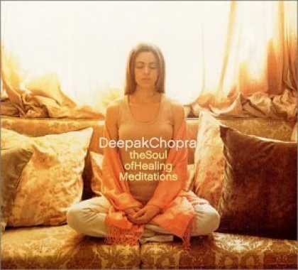 Bestselling Music (2006) - The Soul of Healing Meditations by Deepak Chopra M.D.