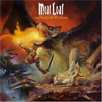 Bestselling Music (2006) - Bat Out Of Hell III by Meat Loaf