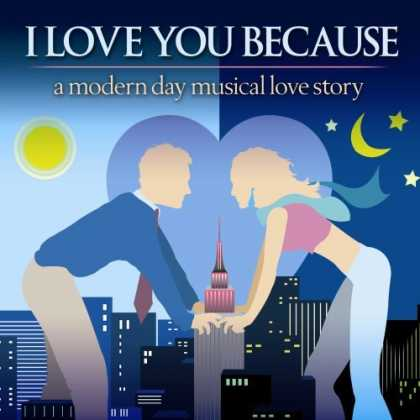 Bestselling Music (2006) - I Love You Because (2006 Original Off-Broadway Cast) by Stephanie D'Abruzzo