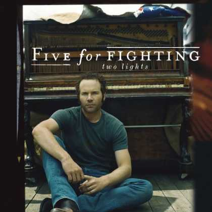 Bestselling Music (2006) - Under the Iron Sea by Keane - Two Lights by Five for Fighting