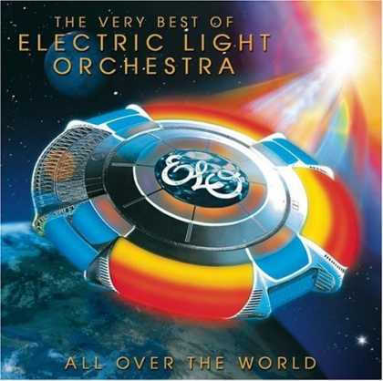 Bestselling Music (2006) - All Over the World: The Very Best of Electric Light Orchestra [ORIGINAL RECORDIN