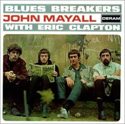 Bestselling Music (2006) - Bluesbreakers with Eric Clapton by John Mayall & the Blues Breakers