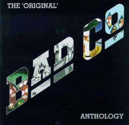 Bestselling Music (2006) - Original Bad Company Anthology by Bad Company
