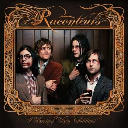 Bestselling Music (2006) - Broken Boy Soldiers by The Raconteurs
