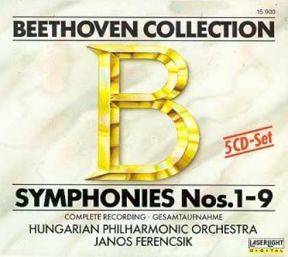 Bestselling Music (2006) - Beethoven Collection: Symphonies Nos. 1-9, Complete Recording (Box Set)