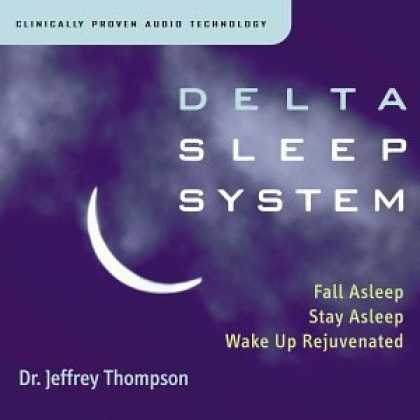 Bestselling Music (2006) - Delta Sleep System by Dr. Jeffrey D. Thompson