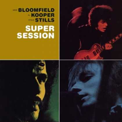 Bestselling Music (2006) - Super Session by Bloomfield