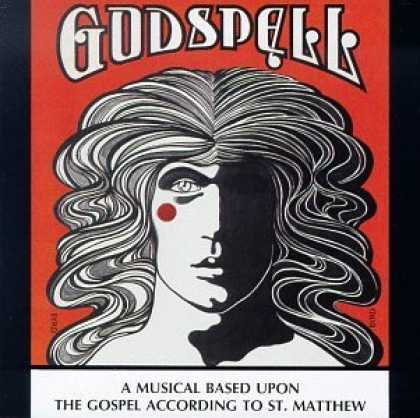 Bestselling Music (2006) - Godspell (1971 Original Off-Off-Broadway Cast) by Stephen Schwartz