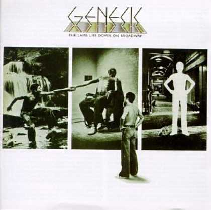 Bestselling Music (2006) - The Lamb Lies Down on Broadway by Genesis