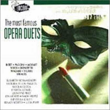 Bestselling Music (2006) - The Most Famous Opera Duets
