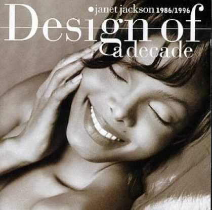 Bestselling Music (2006) - Design of a Decade 1986/1996 by Janet Jackson