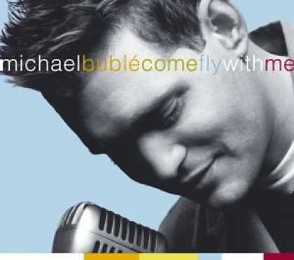 Bestselling Music (2006) - Come Fly With Me (CD & DVD) by Michael Bublé