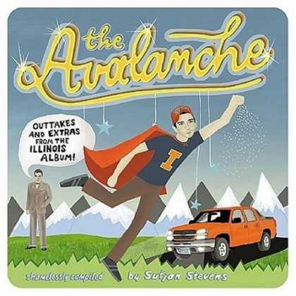 Bestselling Music (2006) - The Avalanche: Outtakes & Extras from the Illinois Album by Sufjan Stevens
