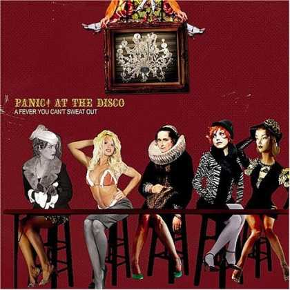 Bestselling Music (2006) - Two Lights by Five for Fighting - A Fever You Can't Sweat Out by Panic! At The D