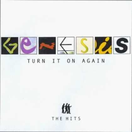 Bestselling Music (2006) - Turn It On Again: The Hits by Genesis