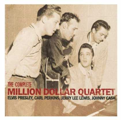 Bestselling Music (2006) - The Complete Million Dollar Quartet by Elvis Presley