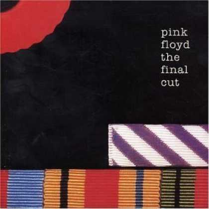 Bestselling Music (2006) - The Final Cut by Pink Floyd