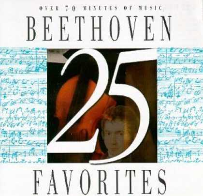 Bestselling Music (2006) - 25 Beethoven Favorites