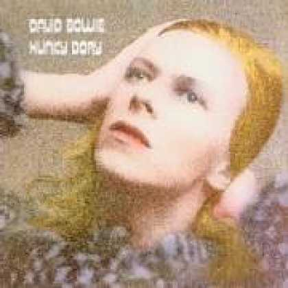 Bestselling Music (2006) - Hunky Dory by David Bowie