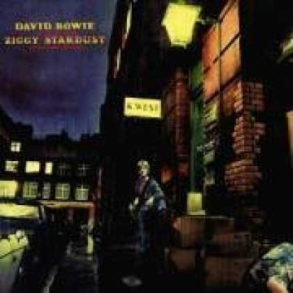 Bestselling Music (2006) - The Rise And Fall Of Ziggy Stardust by David Bowie