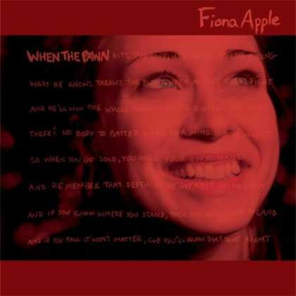 Bestselling Music (2006) - When The Pawn... by Fiona Apple