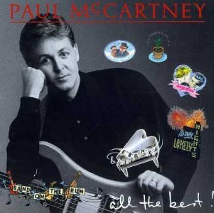 Bestselling Music (2006) - All the Best by Paul McCartney