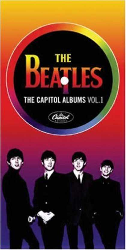 Bestselling Music (2006) - The Capitol Albums Vol. 1 by The Beatles