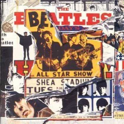 Bestselling Music (2006) - Anthology 2 by The Beatles