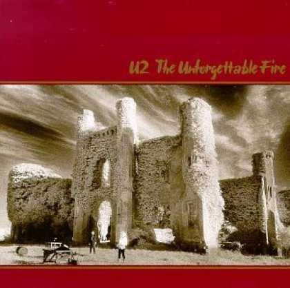 Bestselling Music (2006) - The Unforgettable Fire by U2