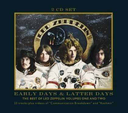 Bestselling Music (2006) - Early Days & Latter Days: 1 & 2 by Led Zeppelin