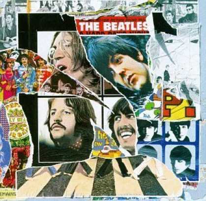 Bestselling Music (2006) - Anthology 3 by The Beatles