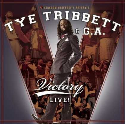Bestselling Music (2006) - Victory LIVE! by Tye Tribbett