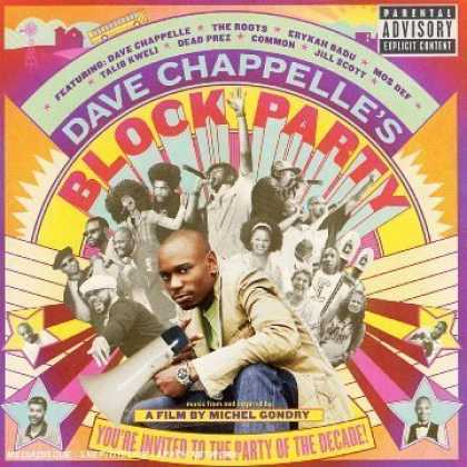 Bestselling Music (2006) - Dave Chappelle's Block Party by Original Soundtrack