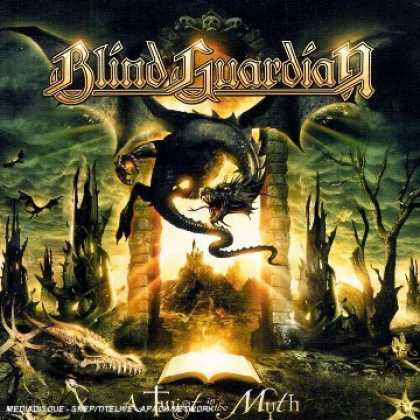 Bestselling Music (2006) - A Twist in the Myth by Blind Guardian