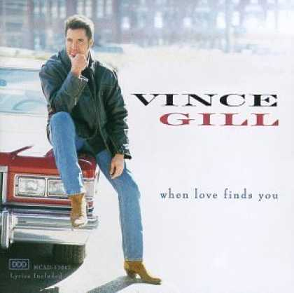Bestselling Music (2006) - When Love Finds You by Vince Gill
