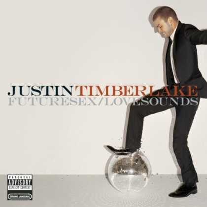 Bestselling Music (2006) - FutureSex / LoveSounds by Justin Timberlake