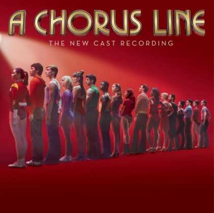 Bestselling Music (2006) - Wish You Were Here by Pink Floyd - A Chorus Line - The New Broadway Cast Recordi