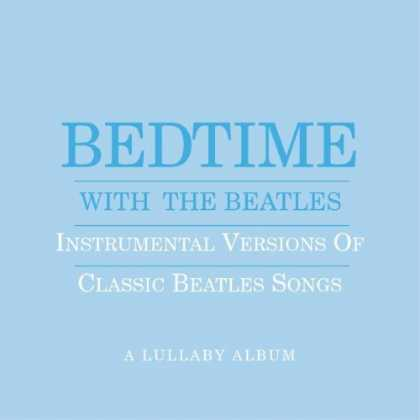 Bestselling Music (2006) - Bedtime With the Beatles (Blue Cover) by Jason Falkner