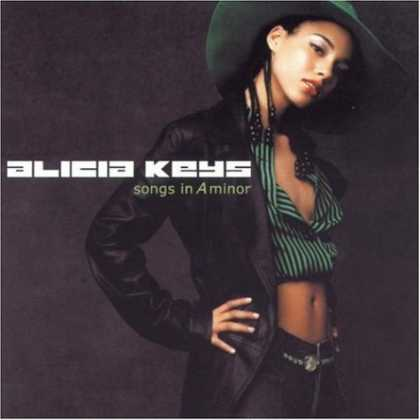 Bestselling Music (2006) - Songs in A Minor by Alicia Keys
